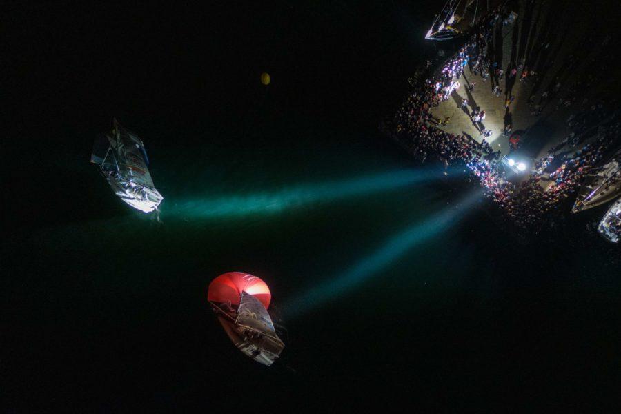 TRIESTE RIPRESE CON DRONE PER LA BARCOLANA 2019